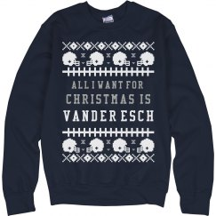 All I Want for Christmas is Leighton Vander Esch