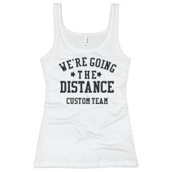 Custom Going the Distance Runners