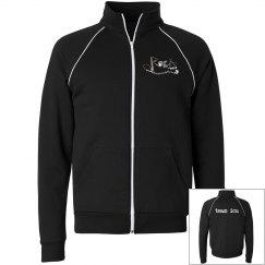 track jacket unisex