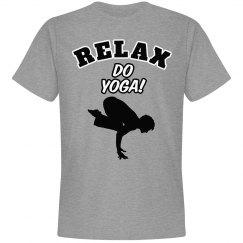 Relax...Do Yoga!