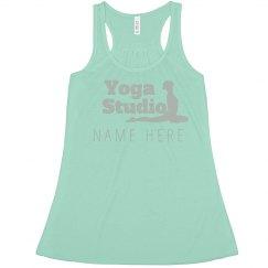 Your Yoga Studio Name