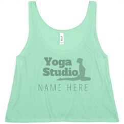 Your Yoga Studio Name