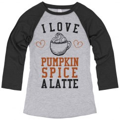 I Only Have Eyes For Pumpkin Spice