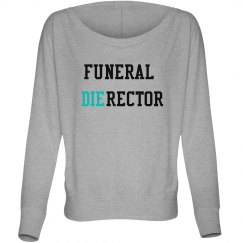 Funeral Director Long Sleeve