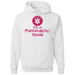 It's a paramedic thing