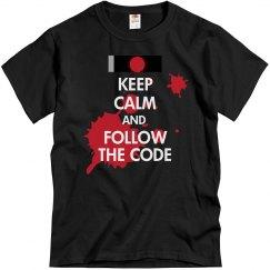Keep Calm and Follow Code