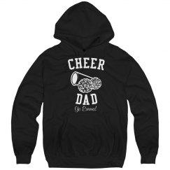 Cheer Dad Black