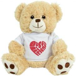 Valentine Friend Bear