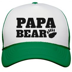 Papa Bear Father's Day Gift