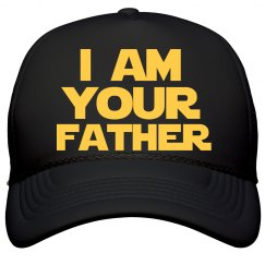 I Am Your Father Jedi Sith Dad