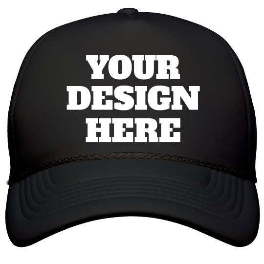 92280e28c14 Custom Father s Day Hats For Dad Film and Foil Solid Color Snapback Trucker  Hat