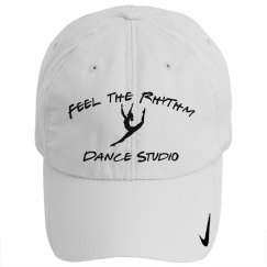 Feel the Rhythm Dance Studio Baseball Cap