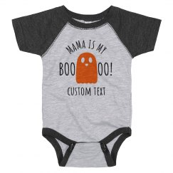 Booo! Custom Ghost Bodysuit