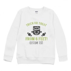 Youth Crewneck Basic Promo Sweatshirt