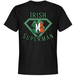 Irish Superman