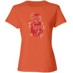 Enjoy Papple Tee