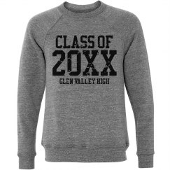 Custom Class Senior Distressed