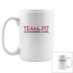 Team Fit Mug