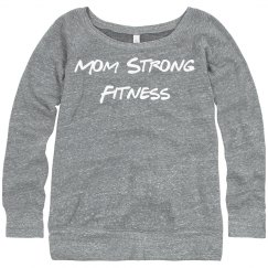Mom Strong Sweater