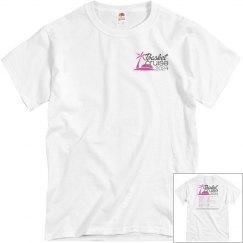Unisex T-shirt with Cruise Logo & Itinerary