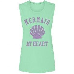 Stylish Mermaid At Heart