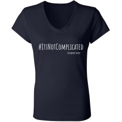 #ItsNotComplicated