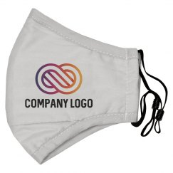 Personalize a Mask with Your Company Business Logo