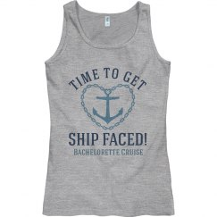 Time To Get Ship Faced - Bachelorette Cruise