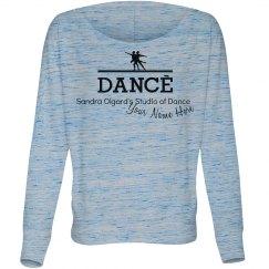 Dance Logo Sweatshirt