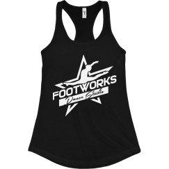 Adult - Footworks Tank Top