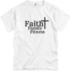 Faith. Family. Fitness