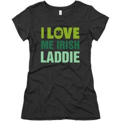 Love Me Irish Laddie