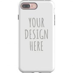 Custom iPhone Case Your Design Here