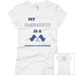 Twirler Granddaughter Shirt