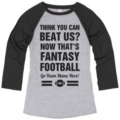 Funny Fantasy Football Mom Joke