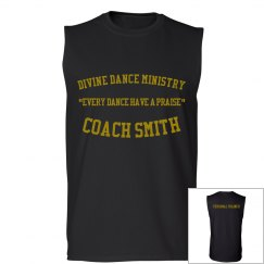 Coach training shirt