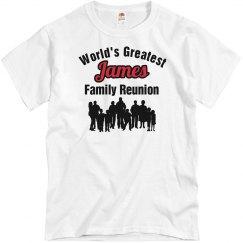 James Family Reunion
