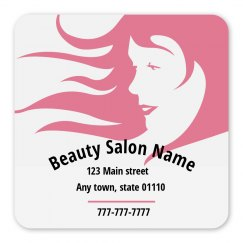 Beauty Salon Magnet