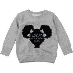 Toddler Puff Sweatshirt