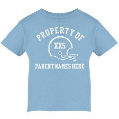 Custom Athletic Baby Tee