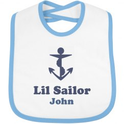 Custom Sailor Bib