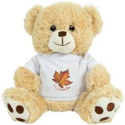 Canada Souvenir Unicorn Canada Stuffed Animals