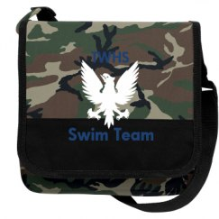 Port Authority Lunch Cooler Messenger Bag