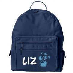 Custom Bubble Backpack