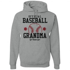 Official Baseball Grandma