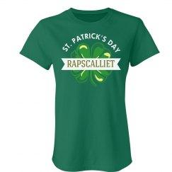 Rapscalliet St. Patrick's Day