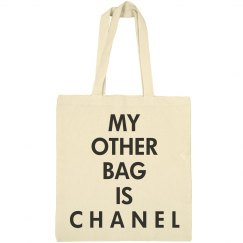 My Other Chanel Bag