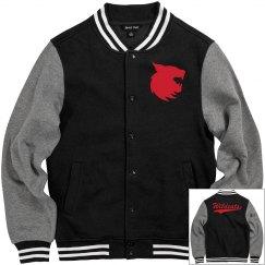 Walnut wildcats men's jacket.