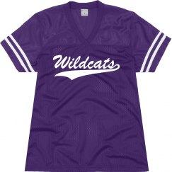 Abilene Christian wildcats shirt.