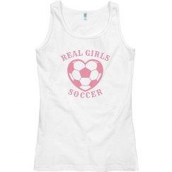Real girls love Soccer